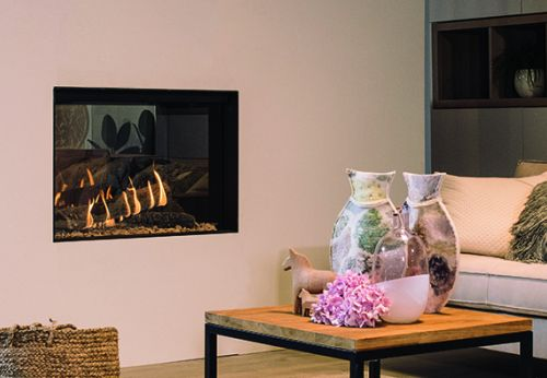image of fireplace in a house