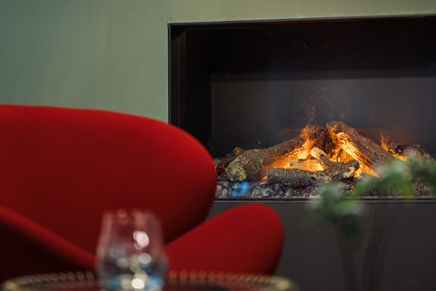 Enrich your home, with fire from water